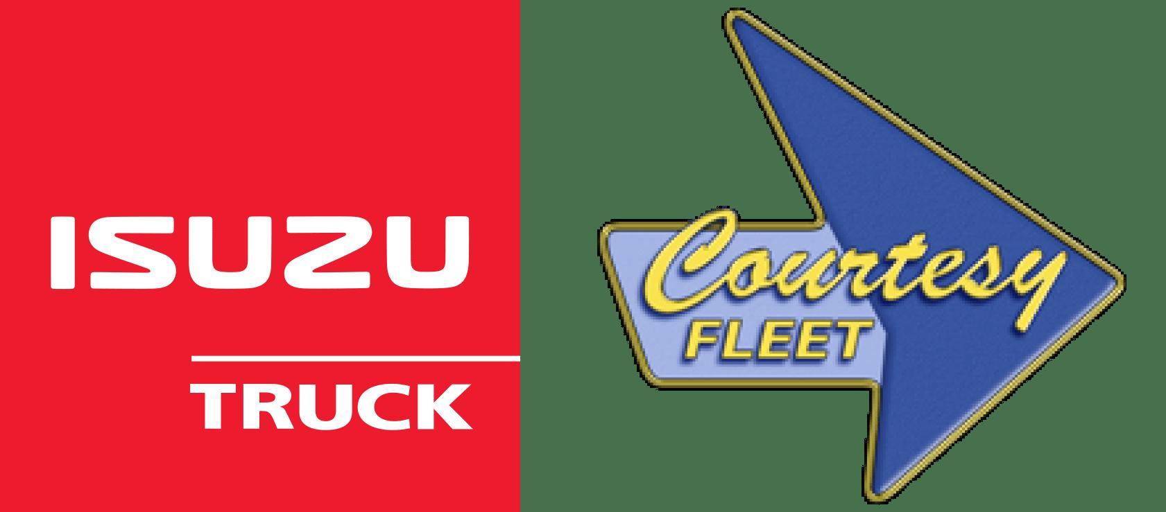 Courtesy Fleet Isuzu