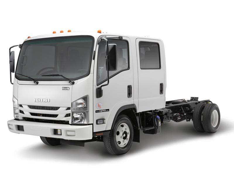 npr-hd diesel crew cab