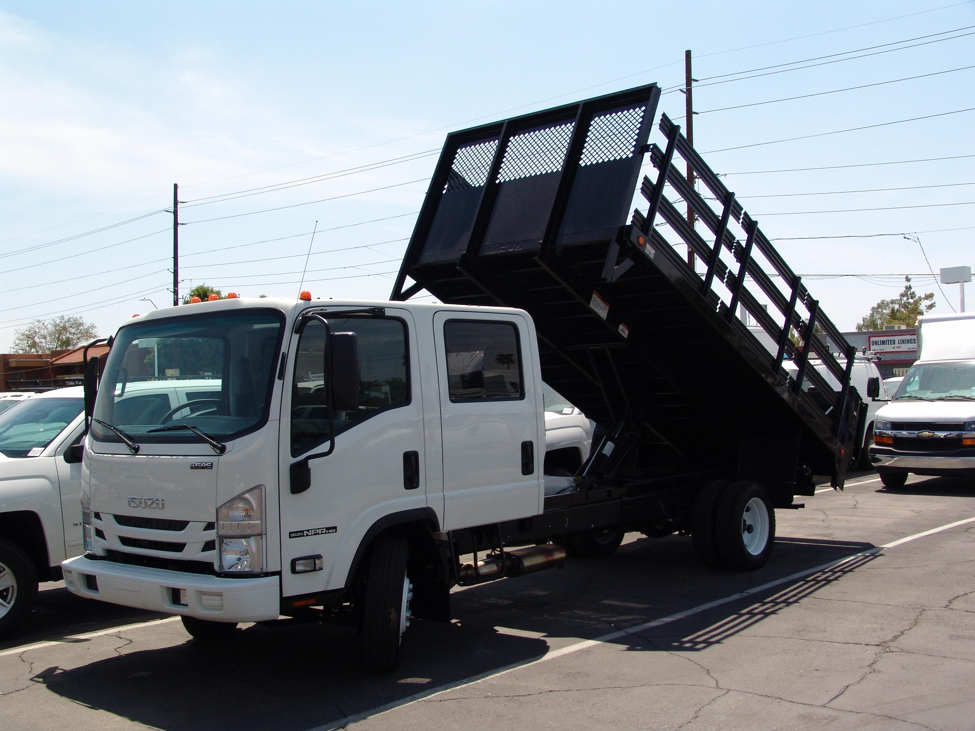 Isuzu Commercial Truck Catalog | Gallery