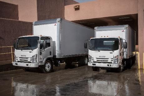 isuzu work trucks for sale