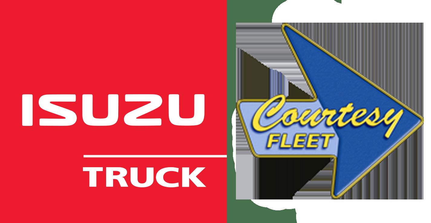Courtesy Isuzu Truck Center Logo