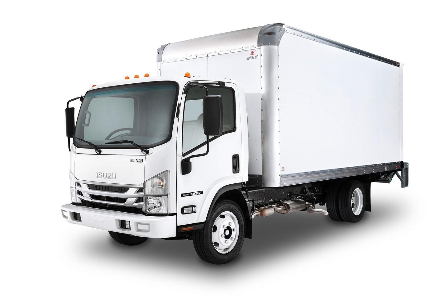 Isuzu N-Series Class 5 Gas Truck